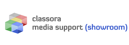Logo de Classora Media Support